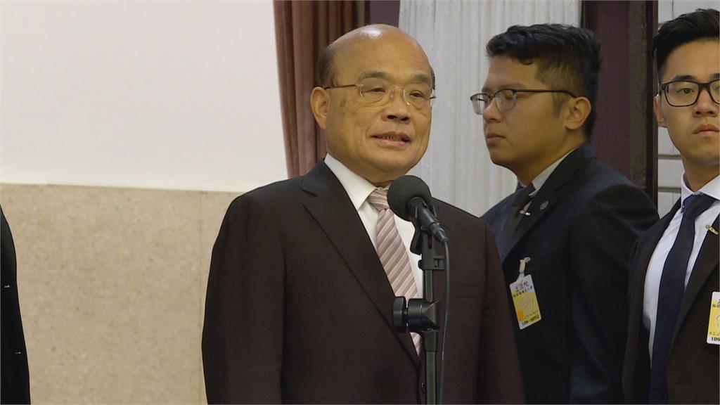 「美豬進口」備查改審查 藍營終放行蘇揆報告