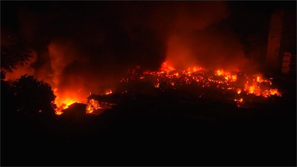 孟加拉貧民窟惡火毀千屋 所幸居民外出過節僅4傷