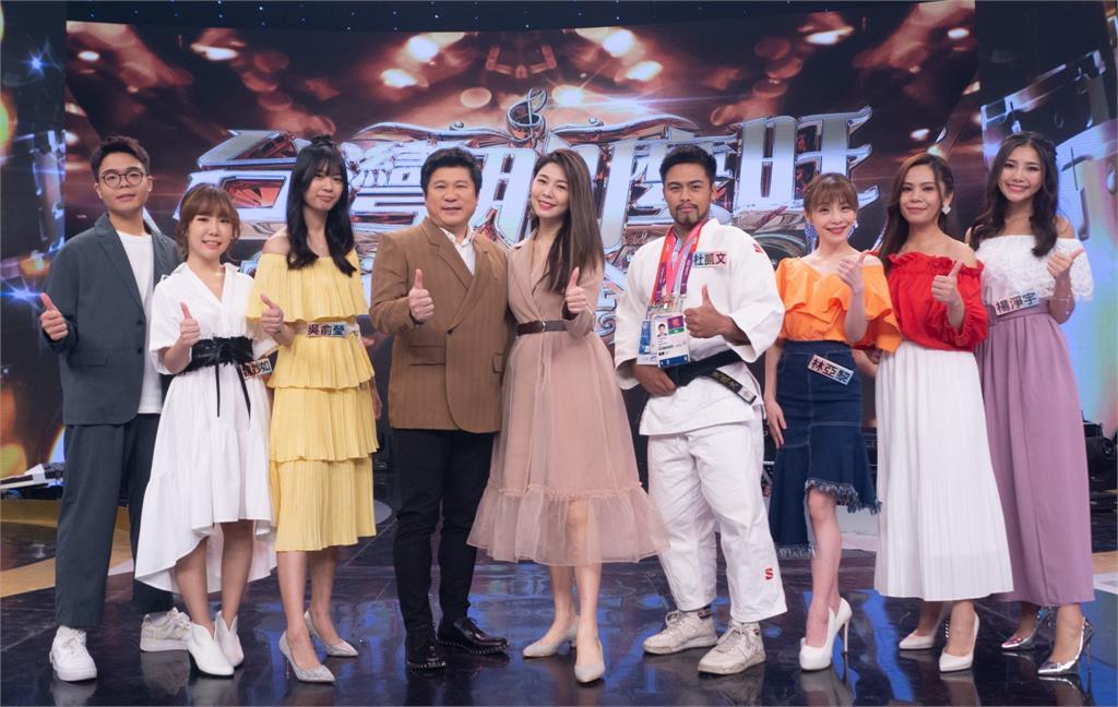 《台灣那麼旺》「會移動的鐵板」前奧運選手來參賽!杜凱文朝歌唱與健美選手目標邁進