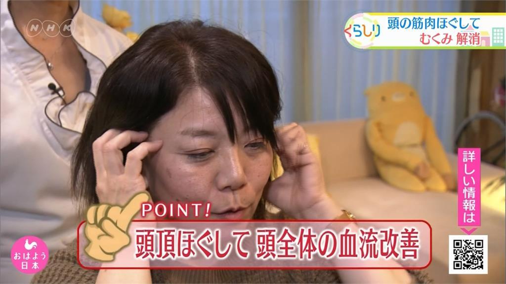 水腫怎麼看?日本專家教你用這招自我檢查
