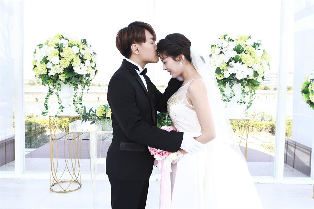 蘇晏霈為《多情城市》再披婚紗 這一次真的想婚了!