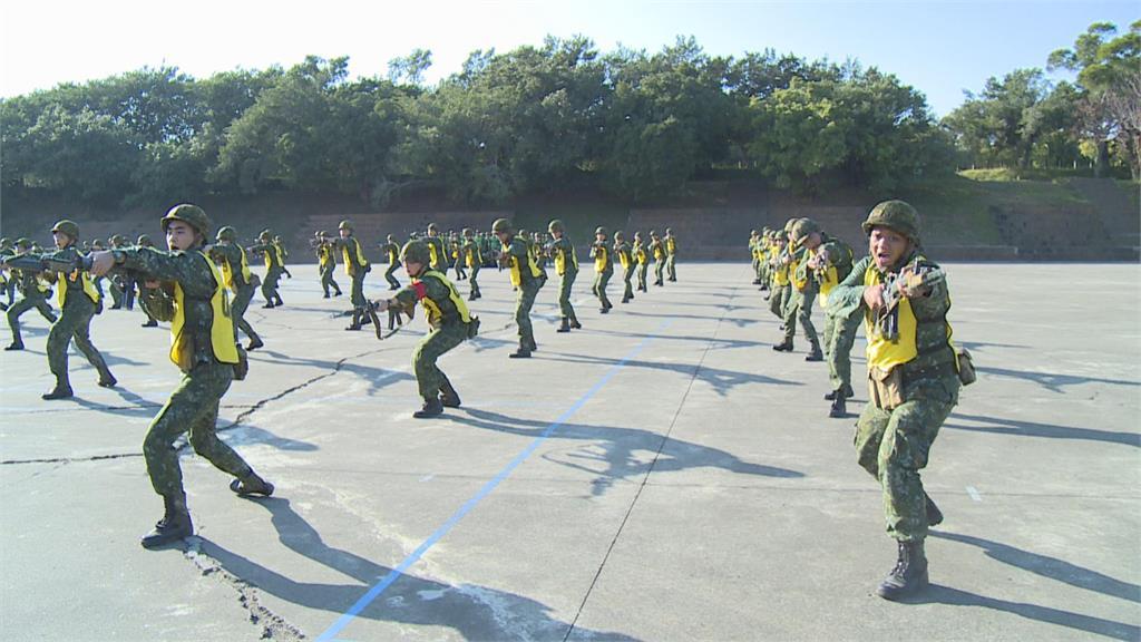 快新聞/國防部預告修正「體位區分標準」 身高155到195公分男性都要當兵