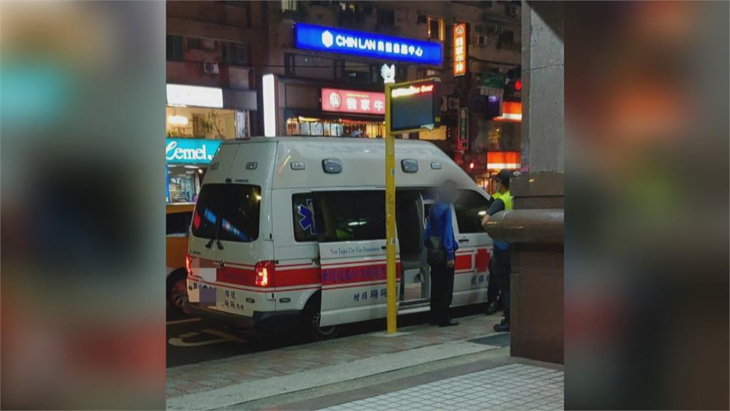 醉漢沒錢搭公車 竟打119叫救護車