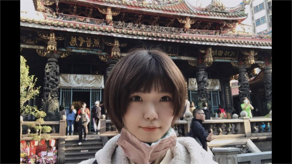 獨/排1.5小時買嘸口罩幸遇暖心人 櫻花妹:謝謝台灣人的善良