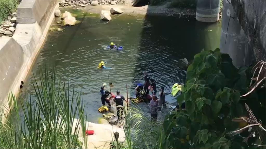 7歲童疑遭拉下水溺斃 男童父悲喊:會提告!