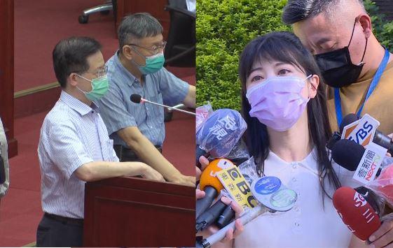 快新聞/反擊禾馨公開對話 北市衛生局長怒批高嘉瑜「得寸進尺!」
