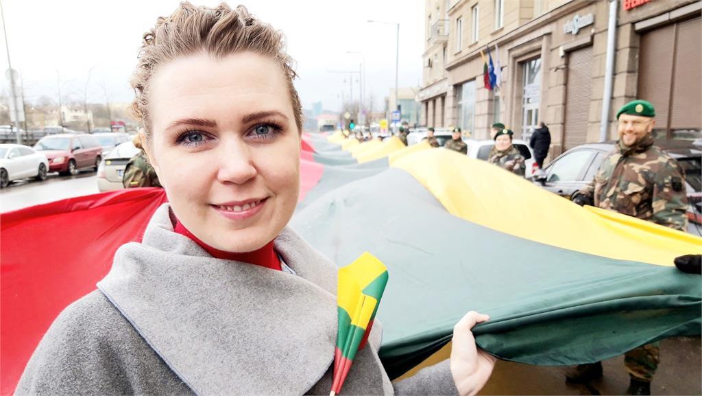 立陶宛女議員將會台代表 對中國制裁嗆:老把戲!