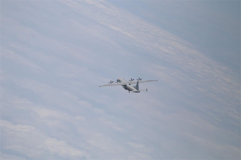 快新聞/本月13度擾台! 中國一架軍機闖我西南空域