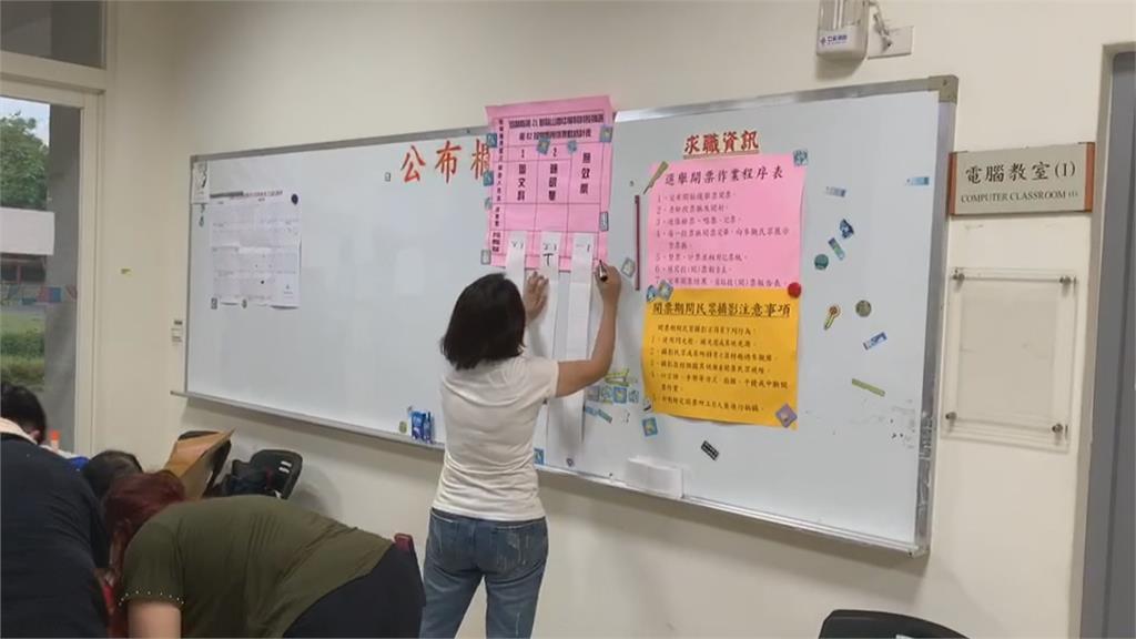 宜蘭員山中華村長補選 無黨籍陳明華勝出
