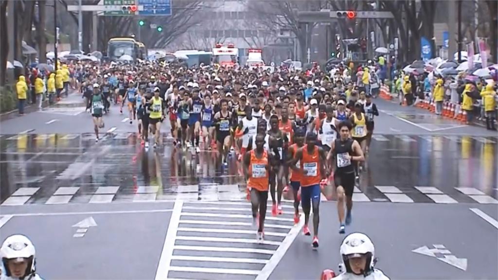 300菁英選手拚奧運入場券!東京馬拉松周日開跑