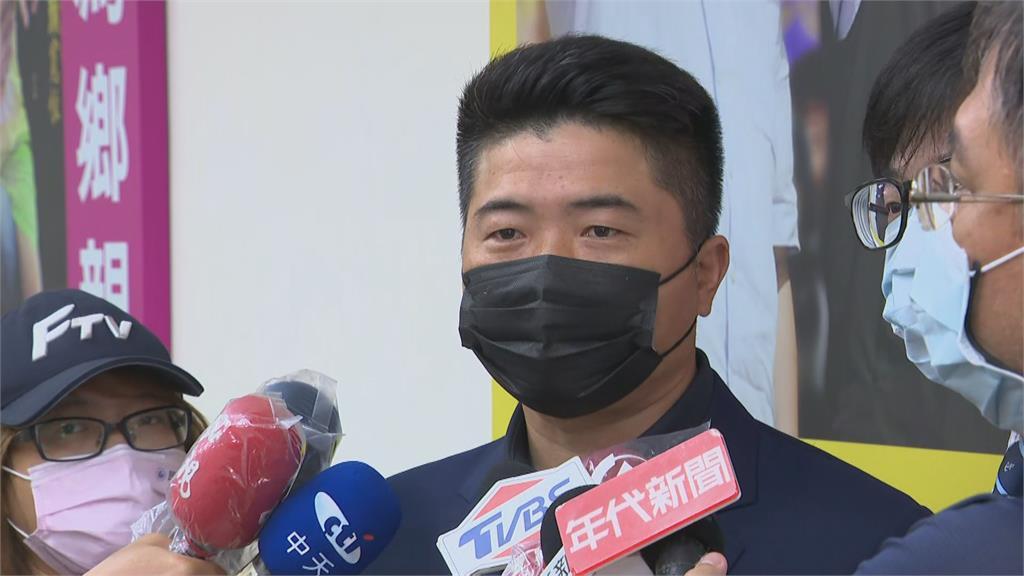 快新聞/辭國民黨副秘書長「跳船」支持朱立倫? 顏寬恒回應了