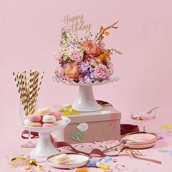 香港名牌網上花店M FLORIST呈獻創意生日花束花盒系列