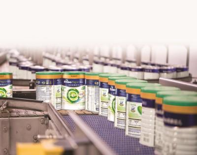 荷蘭皇家菲仕蘭在港全球首發 全新配方奶粉「有機FRISO PRESTIGE®」