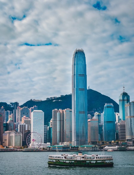 Hong Kong 2050 is Now: 香港智庫呼籲立即採取氣候行動