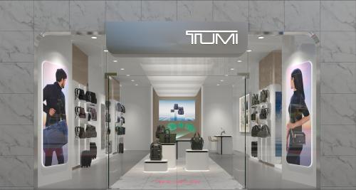 TUMI推出首間虛擬概念店,體驗革新的全渠道購物旅程