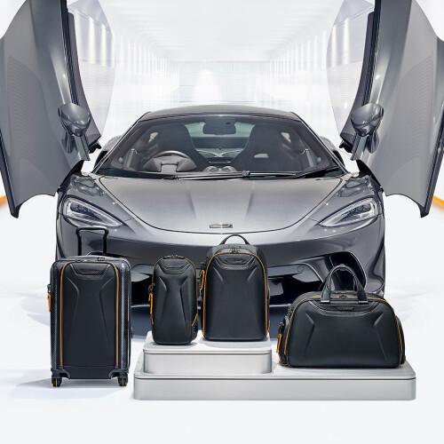 TUMI McLaren卓越工藝演繹現代美學 開啟全新旅程
