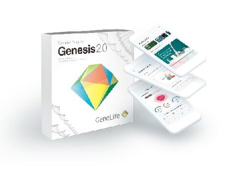 創世紀康護推出由遺傳科學與人工智慧驅動的健康管理行動應用程式