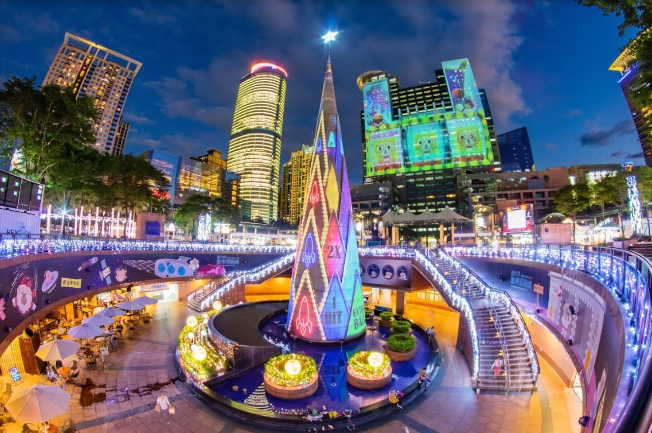 2019新北歡樂耶誕城11/15盛大開城!活動總覽看這裡