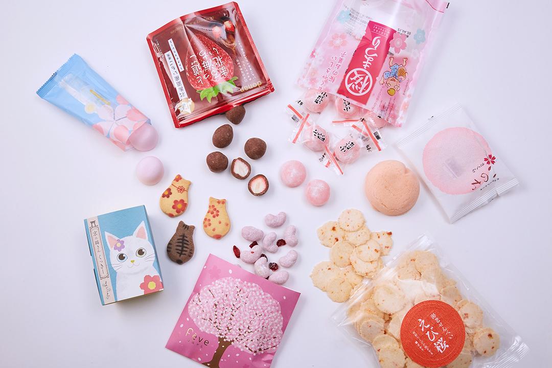 無法出國賞櫻?日本直送櫻花零食來趟浪漫之旅!WOWBOX零食箱開箱!