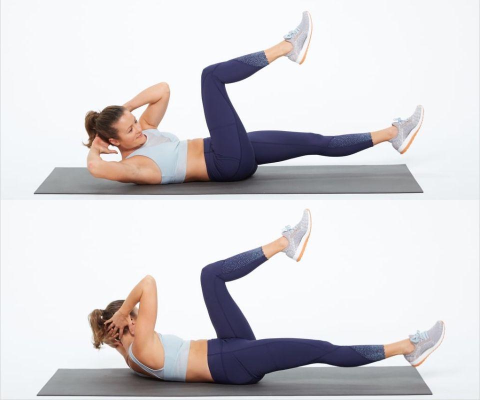 韓網30天減肥挑戰!每天4個動作,網友實測一個月瘦5公斤、腰圍屁股小一圈