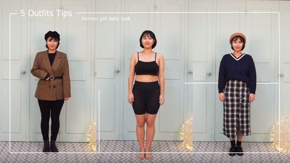 微肉韓妞的「超顯瘦穿搭法」!掌握5技巧,視覺上立馬-7kg~大屁股、象腿都不見!