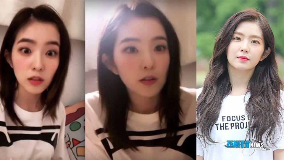 Irene「零布丁頭」的真相!3技巧,「布丁頭」變成混血感,不用一直染~