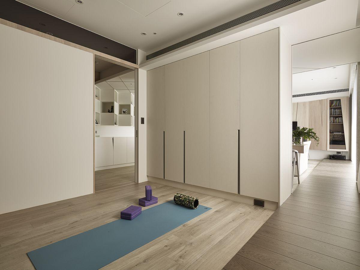 從瑜珈找出平衡 用光線探尋共嗚