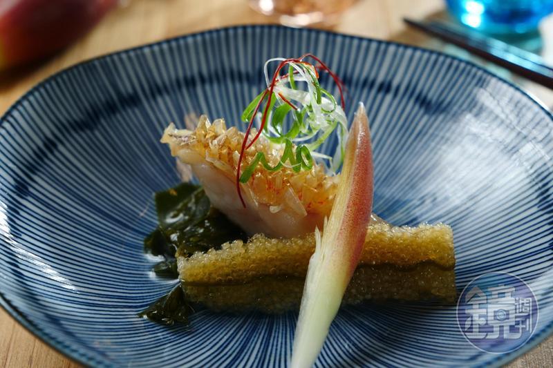 【魚料理PK】老步數更迷人 立鱗燒讓碼頭魚蹦出新意