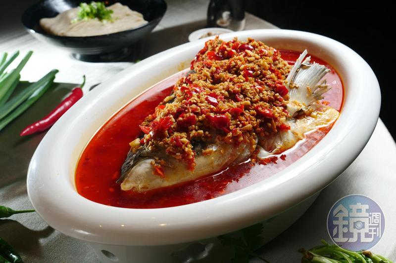 【魚料理PK】層次控的麻辣堅持 剁椒魚水煮魚最惹味