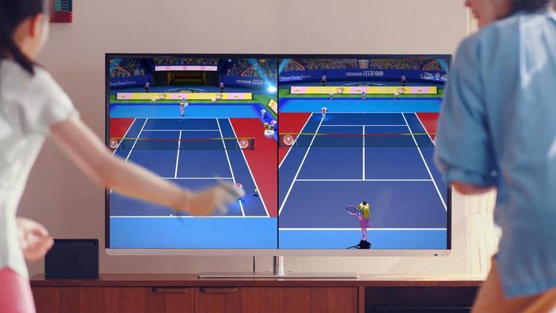 《瑪利歐網球》舉辦免費體驗 玩遊戲還有好康可拿