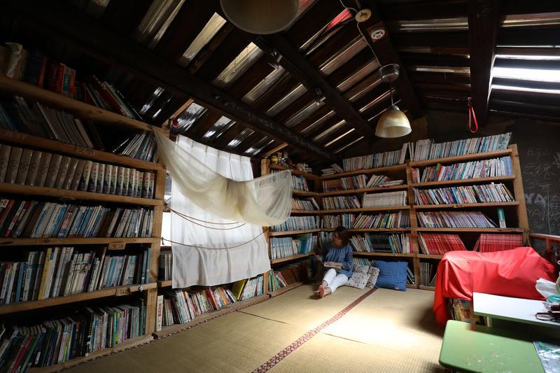 書蟲非BOOK不可 來去老屋書店住一晚