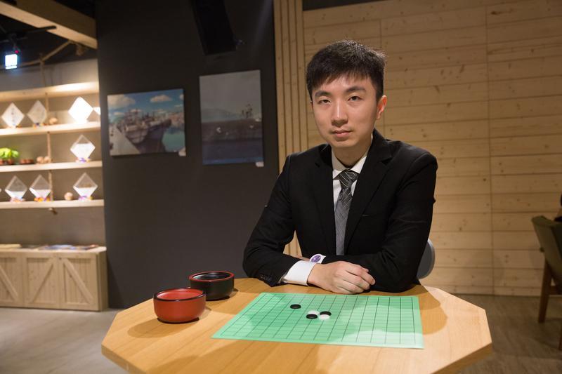 棋王林皇羽廣發英雄帖,世界五子棋錦標賽在台北