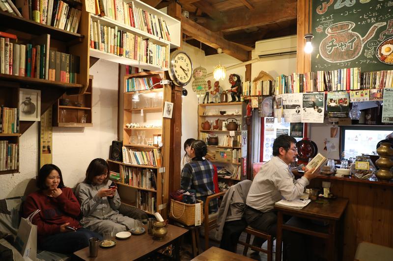 名古屋版室內創意市集 覺王山公寓