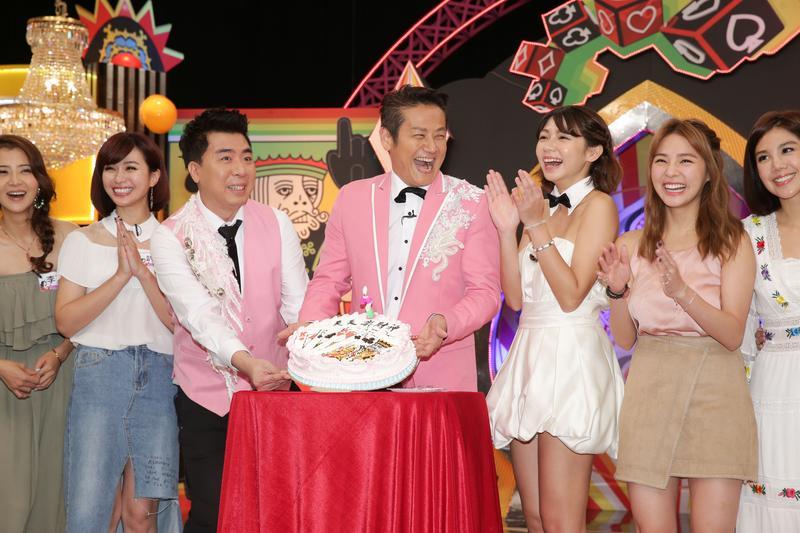 徐乃麟慶58歲生日 預告再7年退休