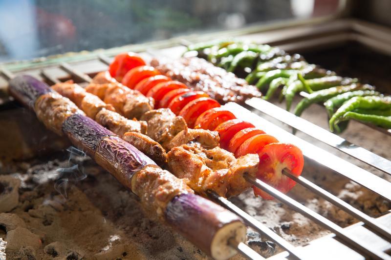 【清真好味】土耳其烤肉 炭香滴脂