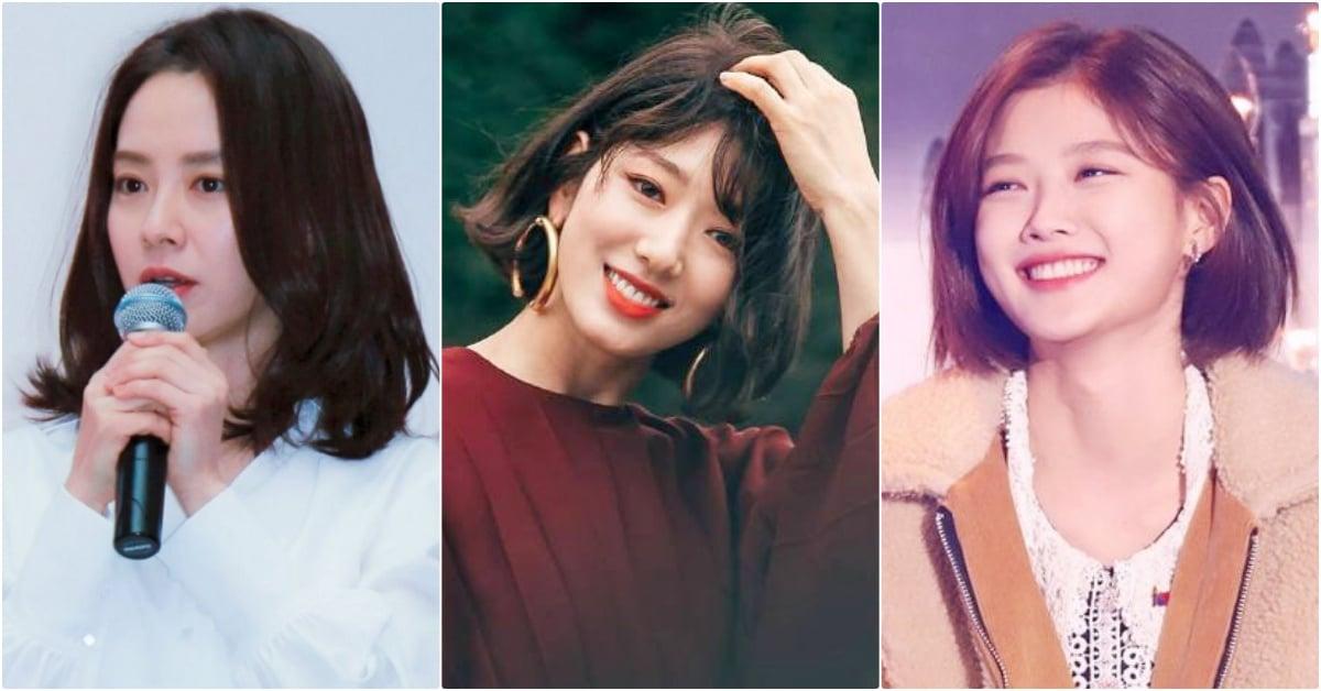 「金裕貞、朴信惠、宋智孝」都一刀剪了!韓劇女主角變身短髮女神,春天夢幻髮型就是它
