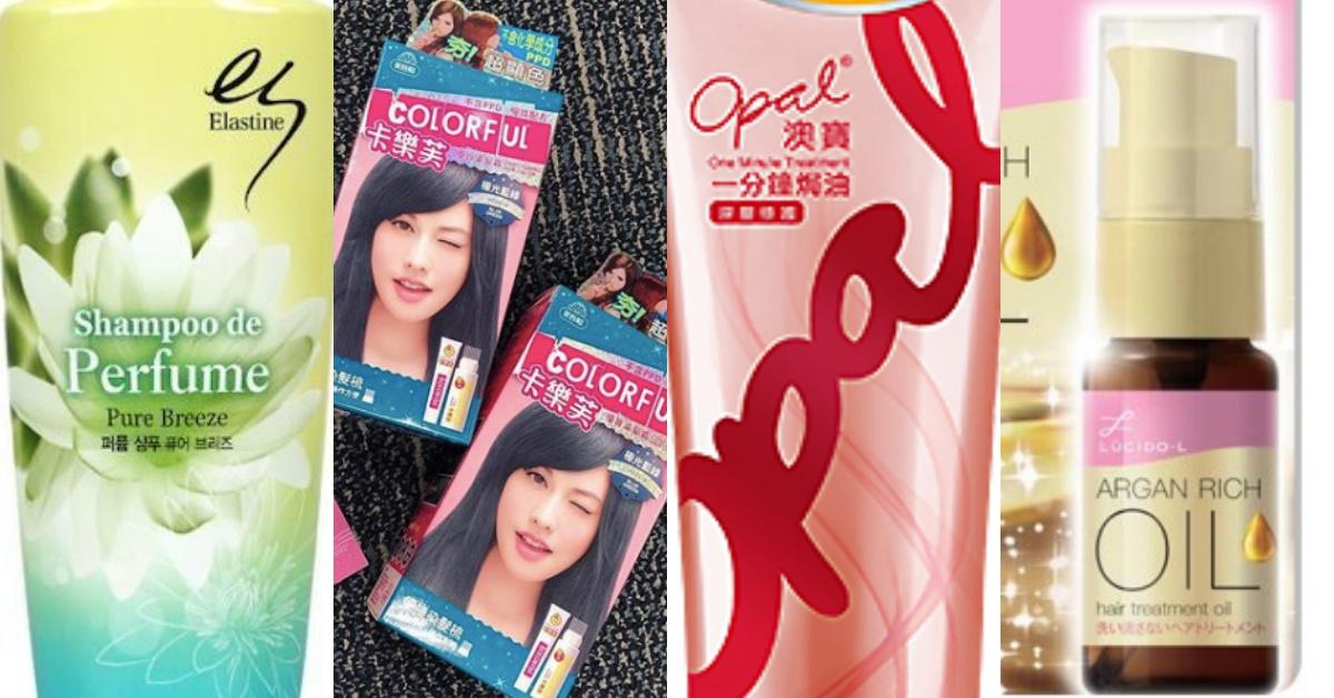 原來大家都買這些!香水洗髮精、焗油、染髮霜,寶雅「TOP10髮品」公開!
