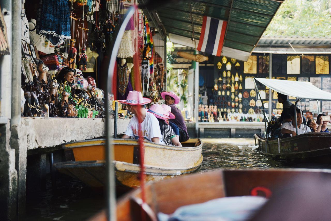 【泰好玩!】泰國旅遊超級懶人包,行前準備、必去景點通通有