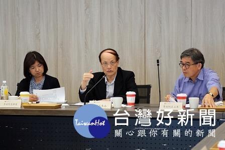 重視南院發展 故宮新任院長陳其南率一級主管南下開院務會議