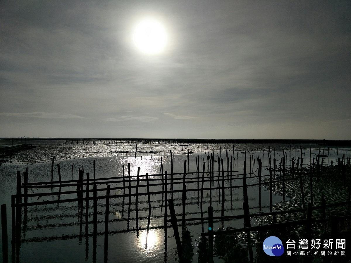 王功商圈推「海陸雙雙玩透透」 體驗漁村特色風情