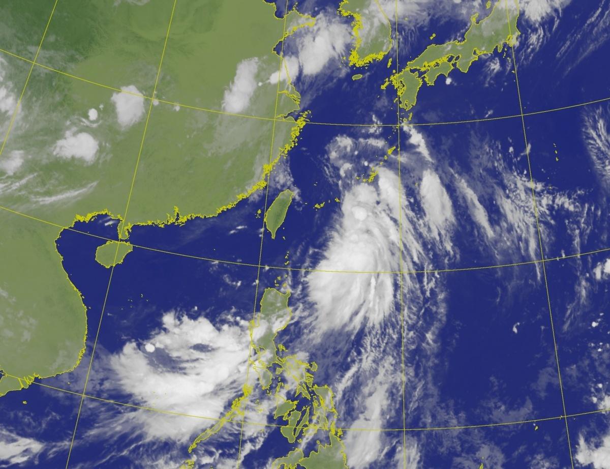 9天生3颱 吳德榮砲轟同業:颱風爆發期別再改了